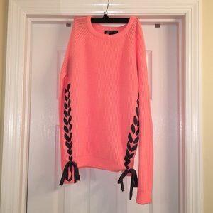 Peach 🍑 Precious Sweater for your Princess 👑
